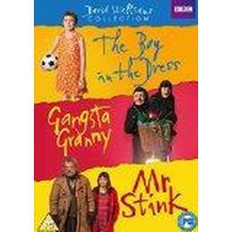 David Walliams Collection: The Boy in the Dress / Gangsta Granny / Mr Stink [DVD]